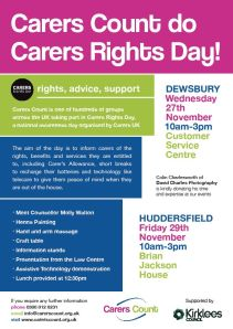 Carers Rights Day 2013